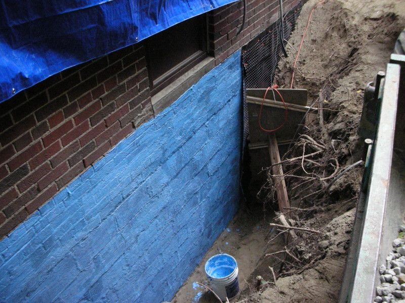 basement waterproofing aurora