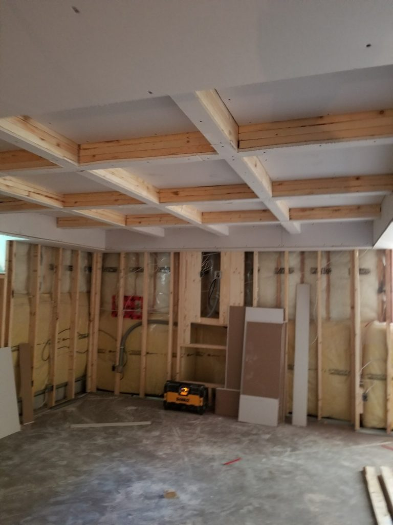 basement soundproof - basement remodeling